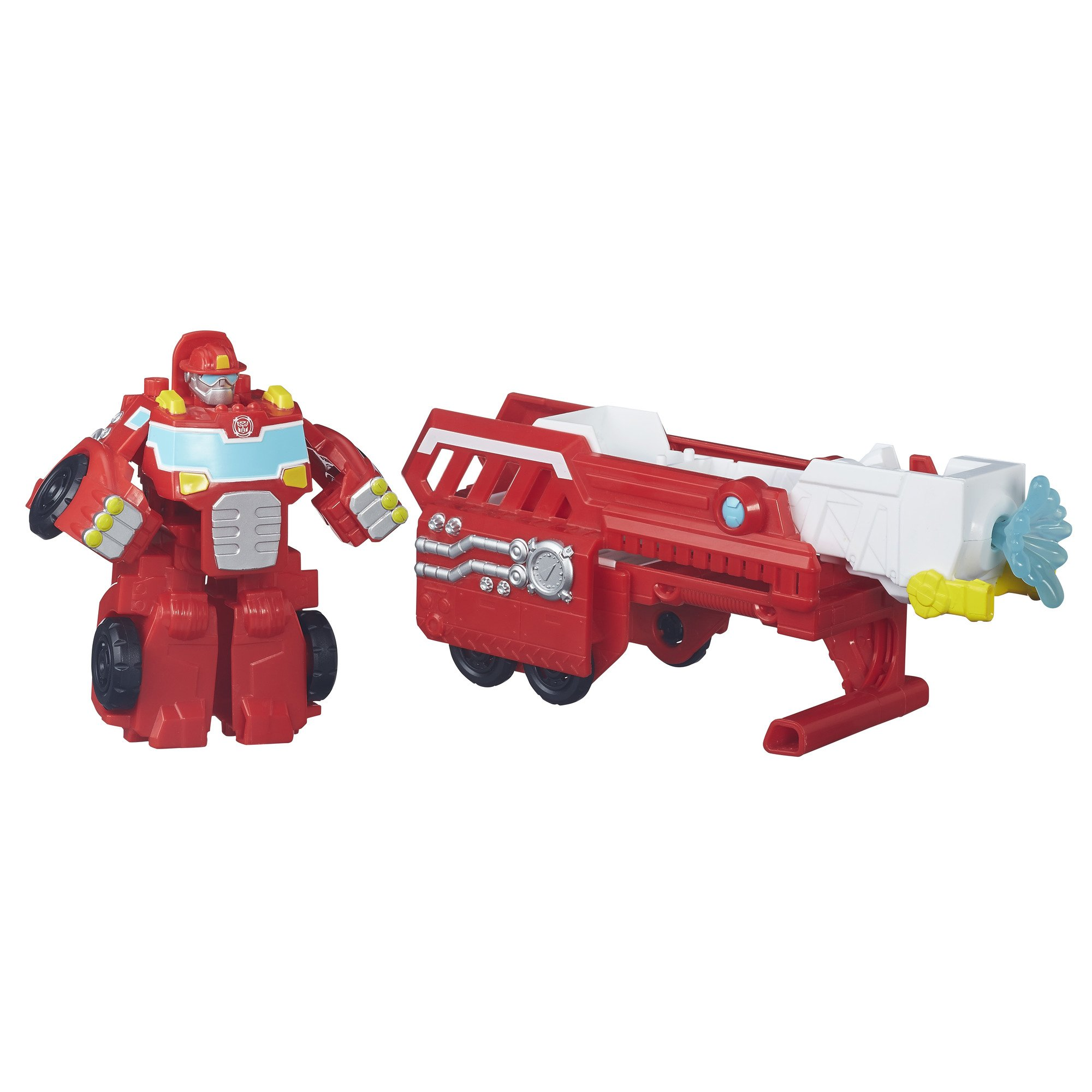 Transformers Playskool Heroes Rescue Bots Hook and Ladder Heatwave