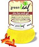 Green Leaf Aloe Face Wash Gel, 120g