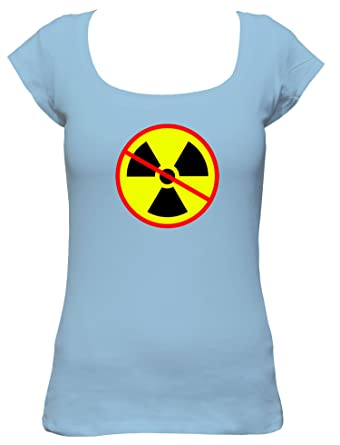Atomkraft Nein Danke Antiatomkraft Sprüche Fun Party Clubwear Usa