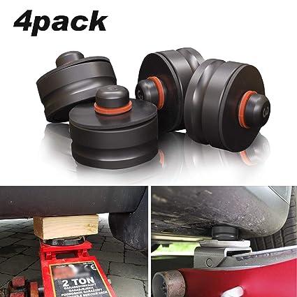 Amazon com: Seven Sparta Jack Lift Pad for Tesla Model 3, 4PCS Jack