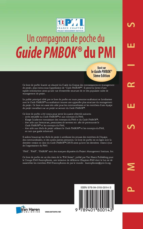 Un Compagnon De Poche Du Guide Pmbok Du Pmi Base Sur Le