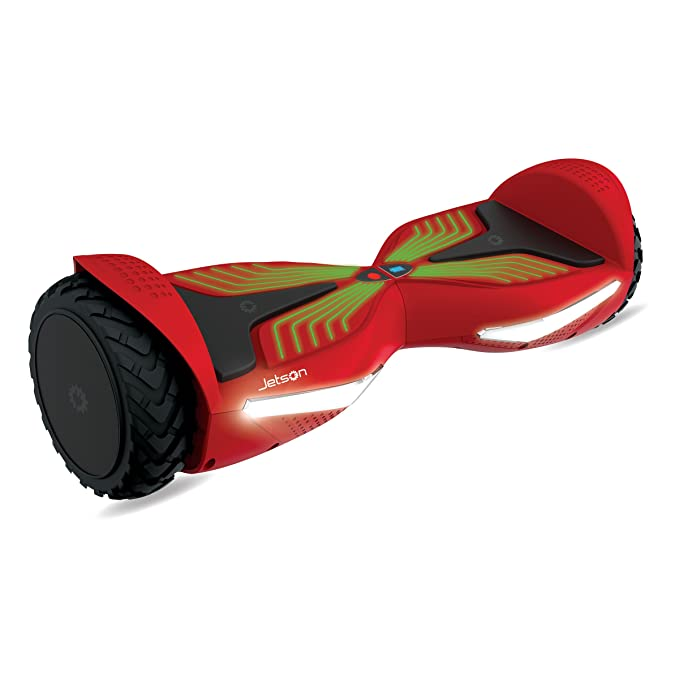 Amazon.com: Jetson V12 Hoverboard All Terrain Smart ...