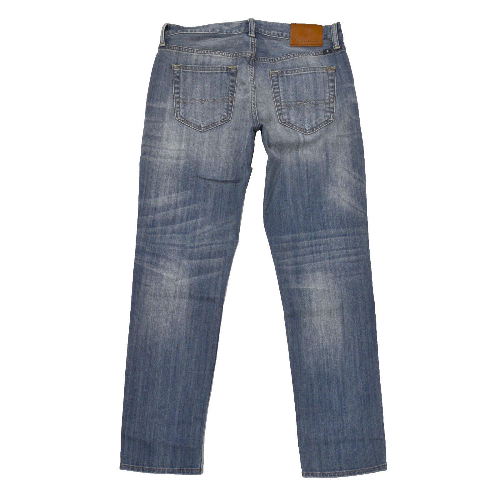 Lucky Brand Mens 121 Heritage Slim Jean In Solana Beach