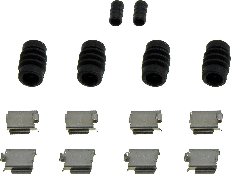 Drum Brake Hardware Kit Front,Rear Better Brake 7137