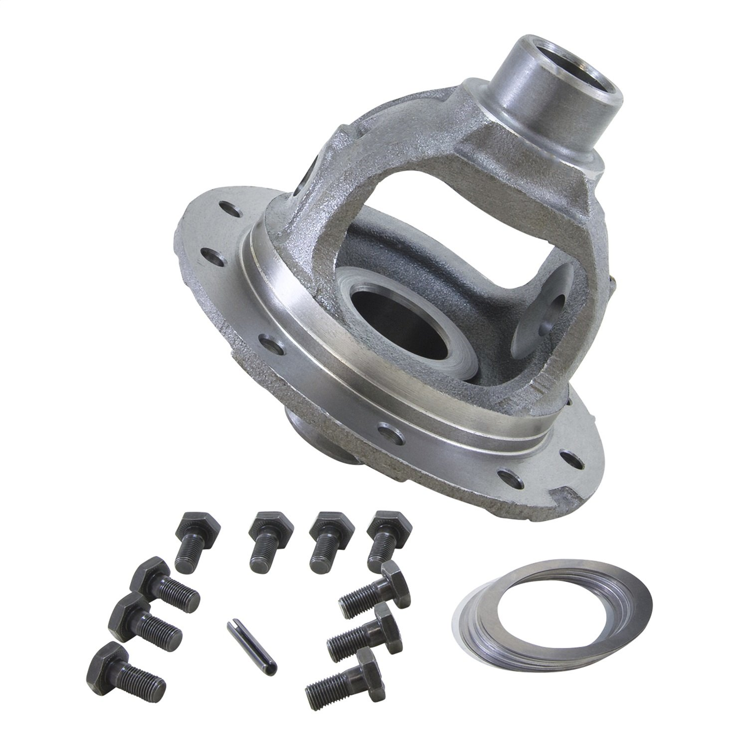 Yukon Replacement Standard Open Carrier Case for 30-Spline Dana 44 with 3.92 and Upward Axle Ratio YC D706025-X