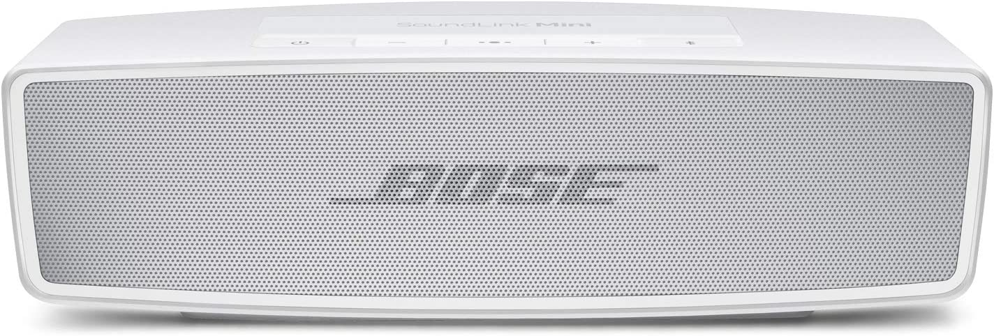 Bose SoundLink - Mini Altavoz Bluetooth II, Edición Especial, Color Plata