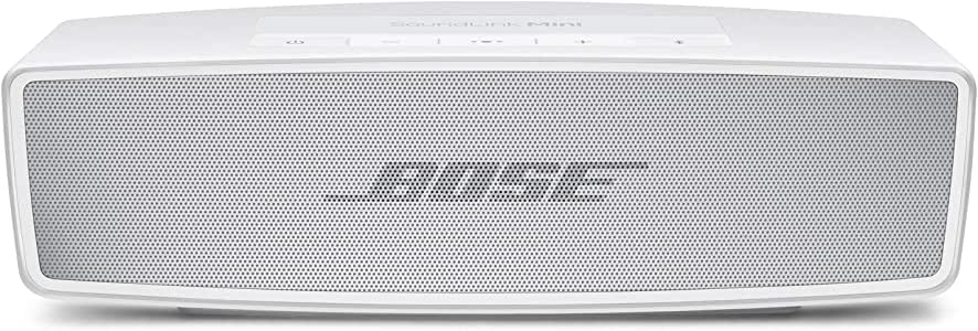 Bose SoundLink Mini Bluetooth speaker II — Special Edition , Luxe Silver