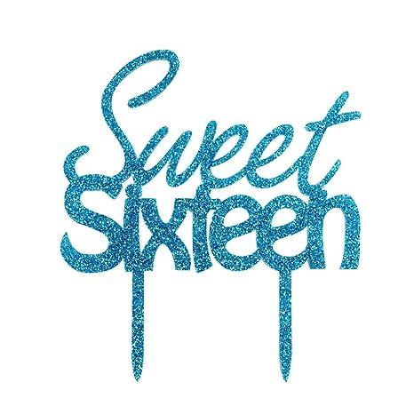 Blue Sweet Sixteen