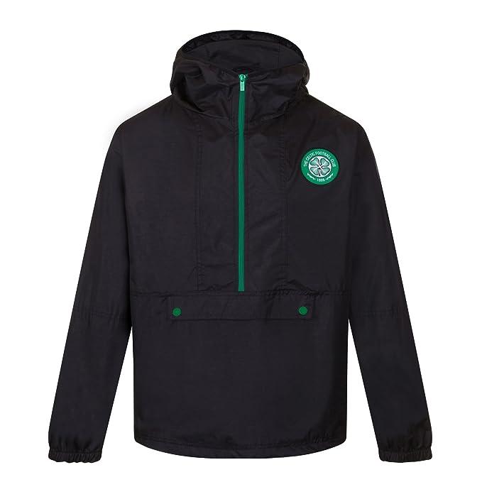 Celtic FC - Chaqueta cortavientos oficial - Para niño ...
