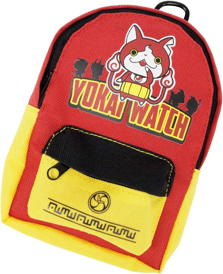 Yokai Watch carabiner-type backpack pouch [Jibanyan] by Bandai: Amazon.es: Deportes y aire libre