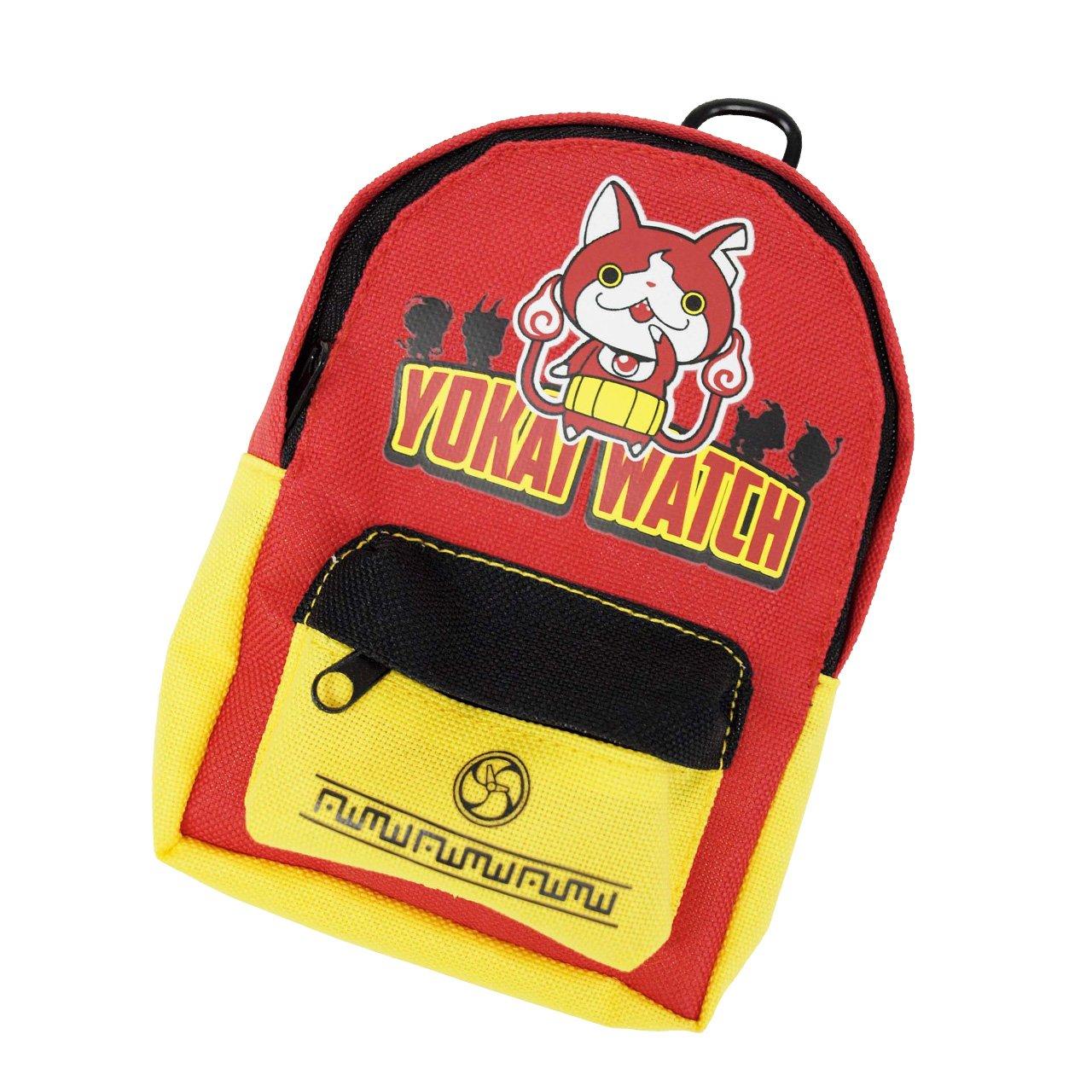Yokai Watch carabiner-type backpack pouch [Jibanyan] by ...