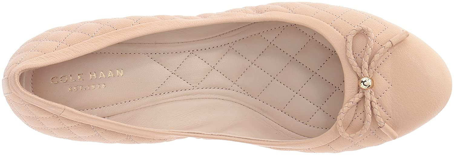 Cole Haan Womens Tali Grand Quilted 40mm Wedge Pump