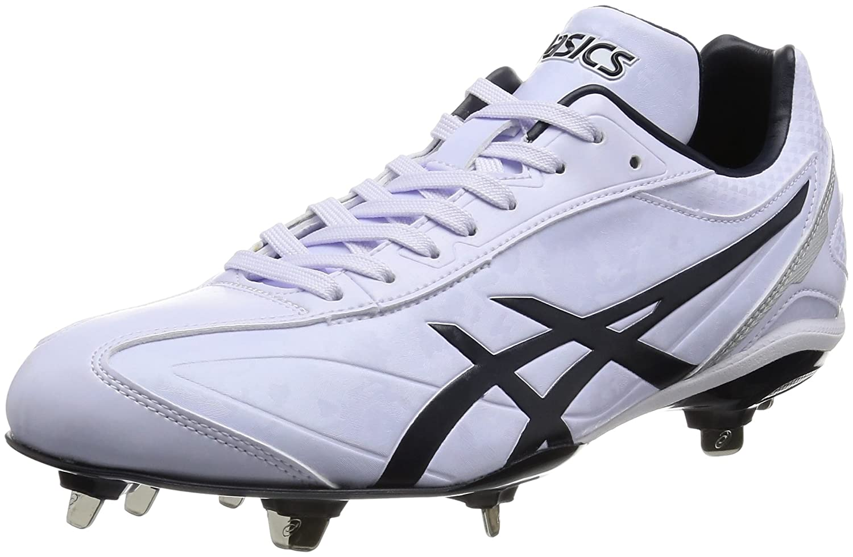 [アシックス] 野球スパイク I DRIVE(現行モデル) B01LSX1DH6 26.5 cm|ホワイト/ネイビー ホワイト/ネイビー 26.5 cm