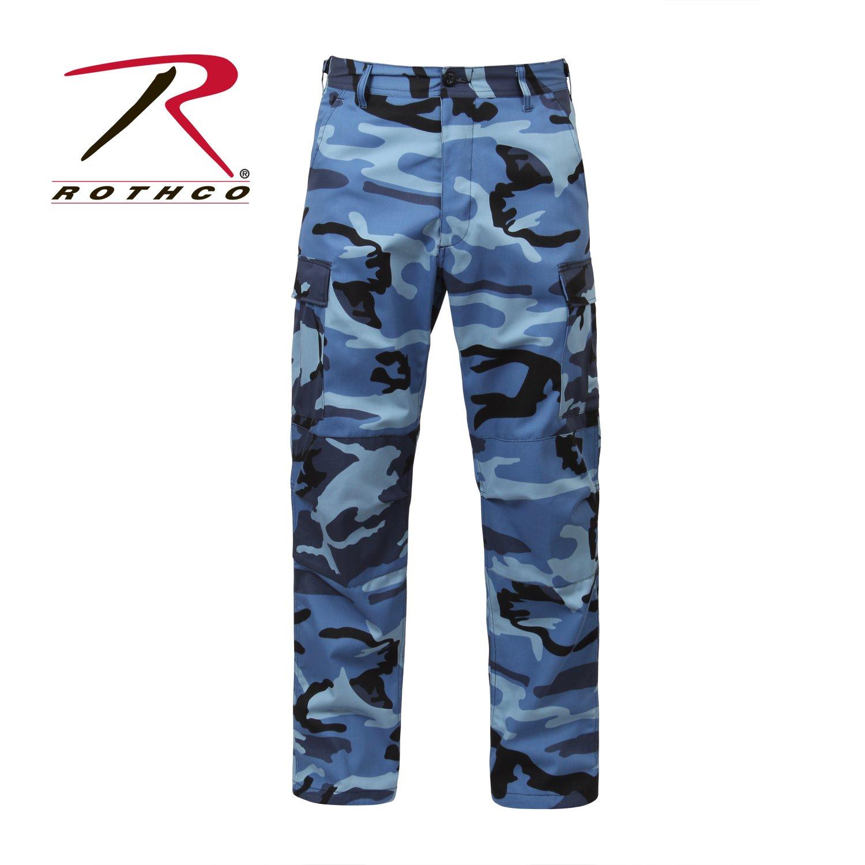 Rothco Red Camo BDU Pant, Clothing - Amazon Canada