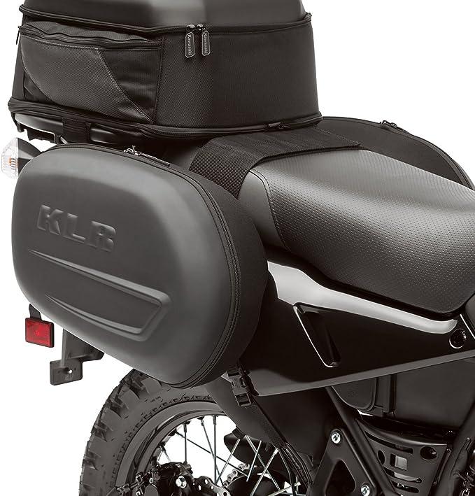Kawasaki 2008-2016 KLR 650 KLR650 Saddlebags Saddle Bag Set K57003-100A New OEM