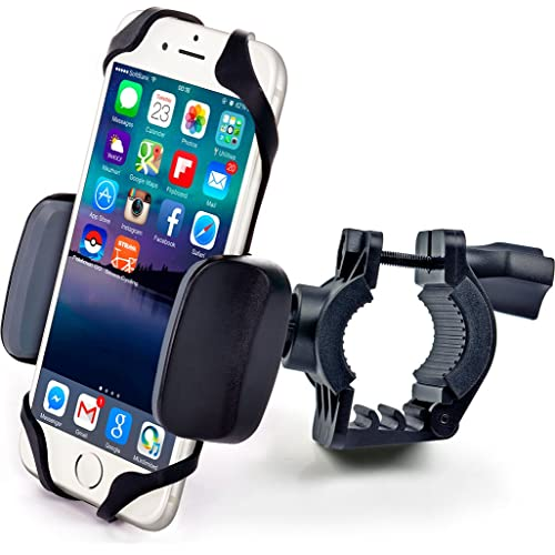 Bike & Motorcycle Cell Phone Mount - For iPhone 6 (5, 6s Plus)