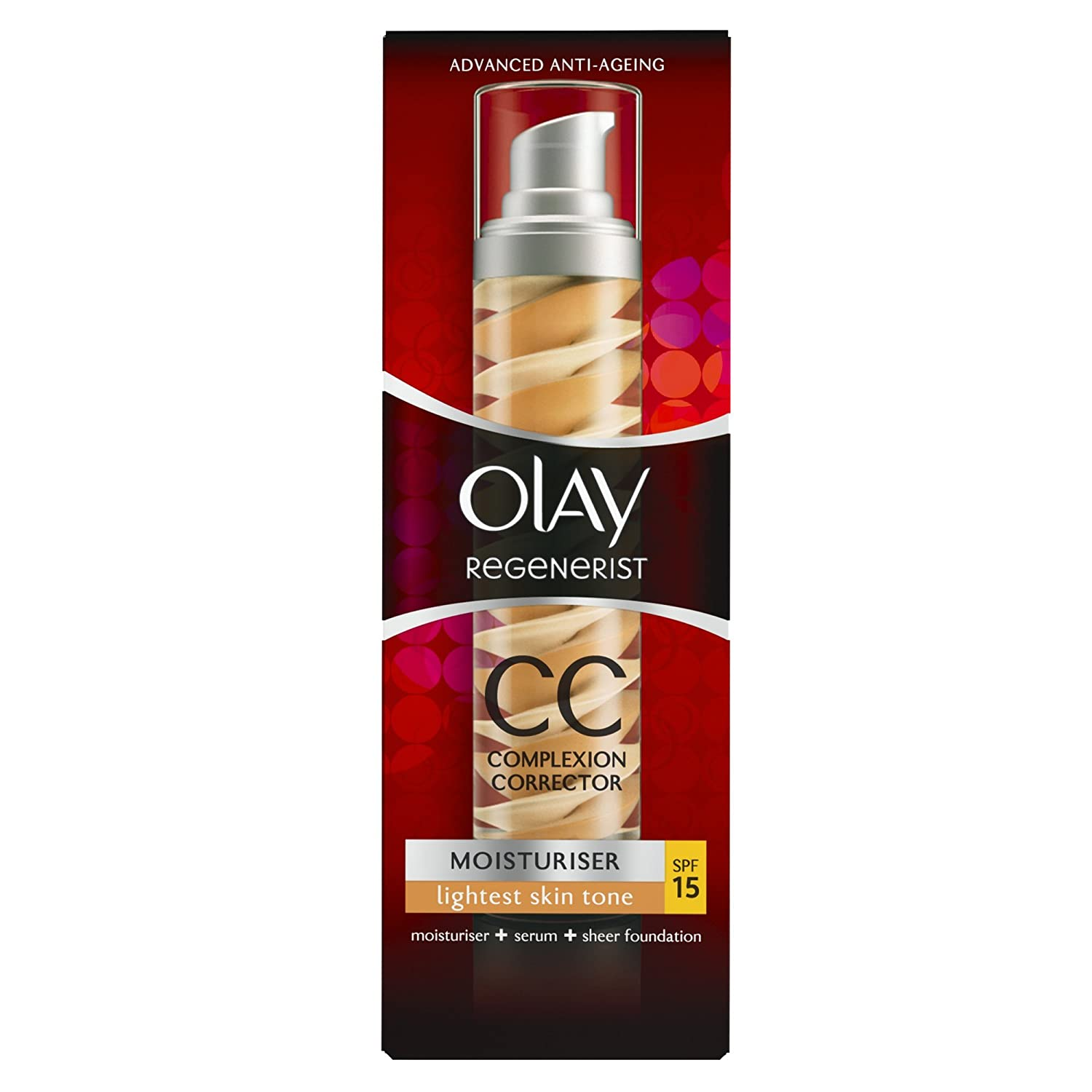 Olay Regenerist CC Cream - Lightest Skin Tone Globalbeauty