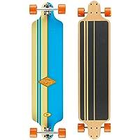 Osprey Unisexe Complete Skateboard Longboard Twin Tip–Plus Styles