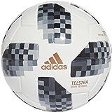 Adidas WORLD CUP MINI Ball [WHITE/BLACK/SILVMT]