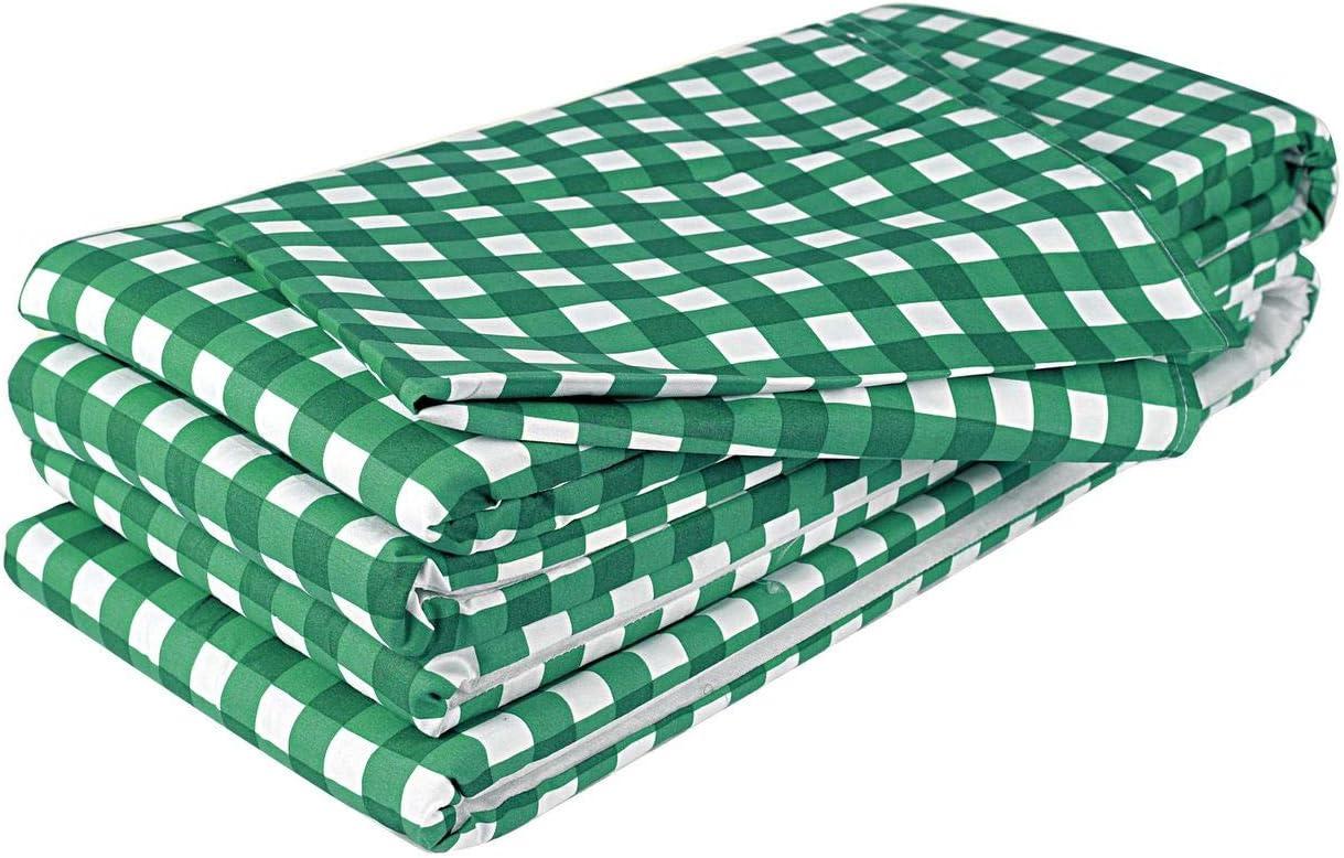 Wagner Textil 3 TLG. Juego de Fundas para Banco de jardín con ...
