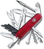 Victorinox CyberTool 34 Navaja, Rojo/Blanco, One Size 8