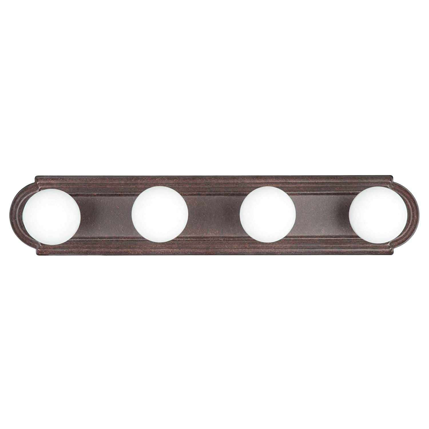 Sunset Lighting F3542-62 Vanity, Rubbed Bronze Finish