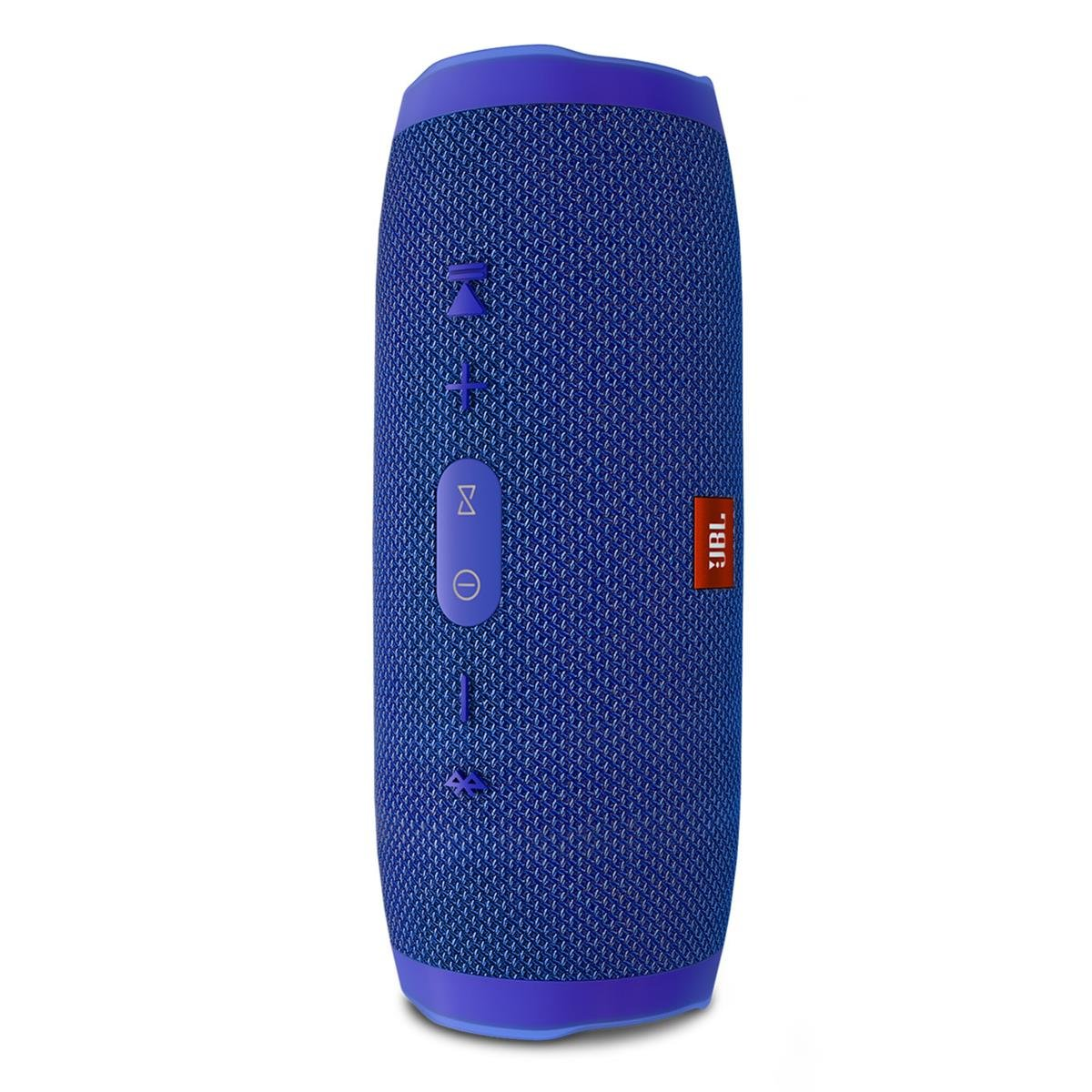 JBL Charge 3 Waterproof Bluetooth Speaker -Blue (Certified Refurbished) by JBL (Image #4)
