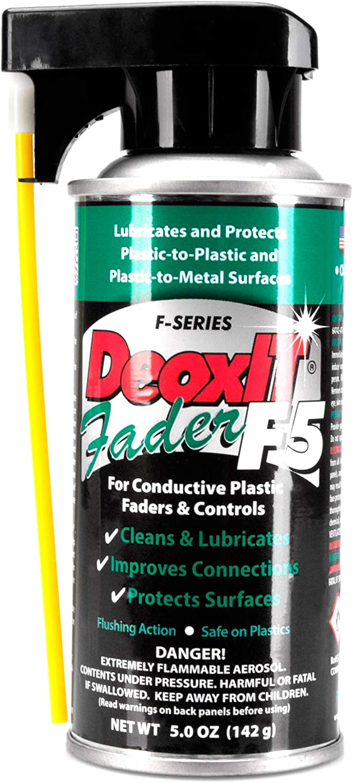 Deoxit F5 Spray de contacto