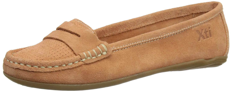 XTI 29417, Mocasines para Mujer, Salmon, 38 EU: Amazon.es: Zapatos y complementos