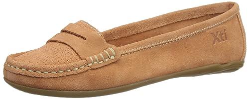 Xti 29417 - Mocasines para mujer, color salmon, talla 38: Amazon.es: Zapatos y complementos