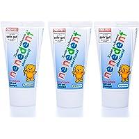 Nenedent Pasta dentífrica infantil sin flúor, paquete
