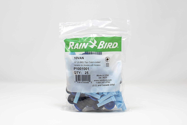 Toberas de sector ajustable serie 4 VAN RAIN BIRD