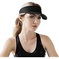 Arcweg Visera Mujer Hombre Gorra Verano Visera Sombreros Correr Gorra Ciclismo Transpirable Visera elástica Suave…