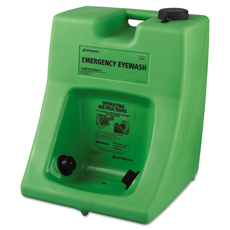 Image of Honeywell 203-32-000230-0000 Porta Stream II Eyewash Station with Water Additive