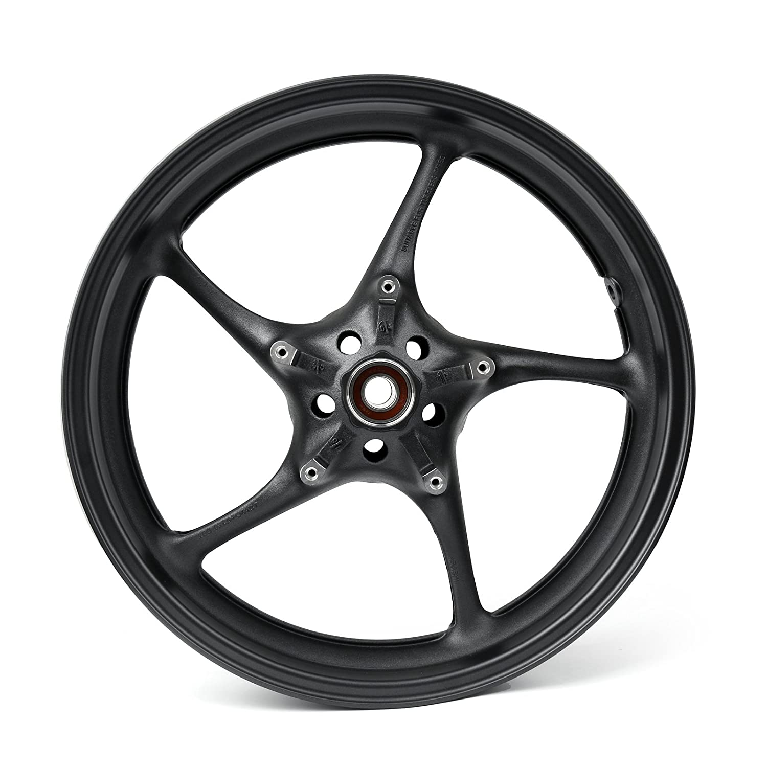 Areyourshop Front Wheel Rim 17'x3.5' Motorcycle For Yamaha YZF R1 R6 2006-2012 FZ1 2006-2009