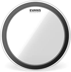 Evans Heads BD22EMADHW EMAD 22-Inch Heavyweight Clear Bass Drum Head