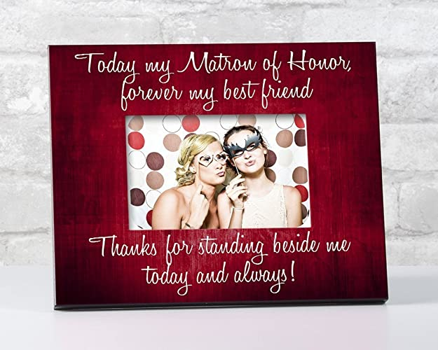Amazoncom Best Friend Maid Of Honor Gift Matron Of Honor Gift