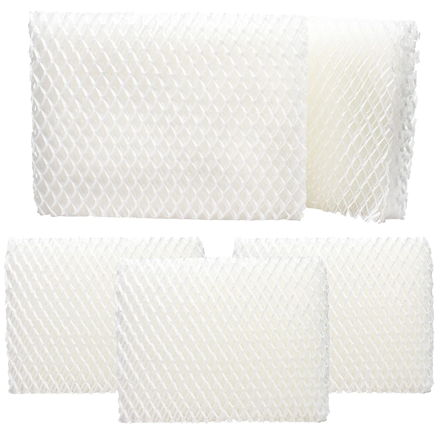 5-Pack Replacement HDC-12 filter for Essick Air, MoistAir, Kenmore, Emerson, Sears - Compatible with Essick Air EA1407, MoistAir HD14070, Kenmore 14911, MoistAir HD1407, Emerson HD1406, Emerson HD1407, Essick Air HD1407, Essick Air 1407, Sears 14911