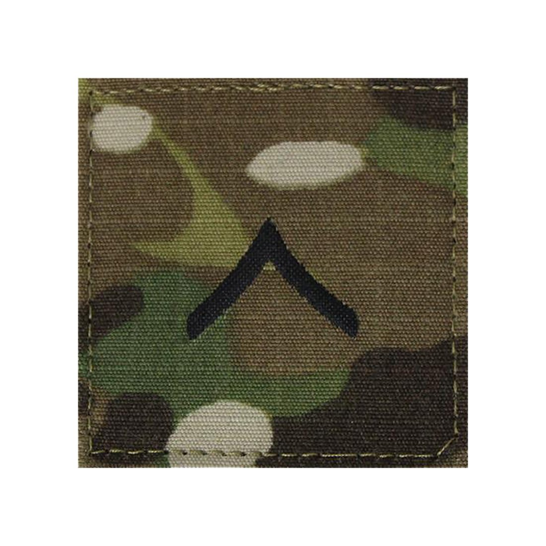 Multicam OCP Rank Insignia With Fastener (PRIVATE) by Uniform Accessories Unlimited Inc (Image #1)