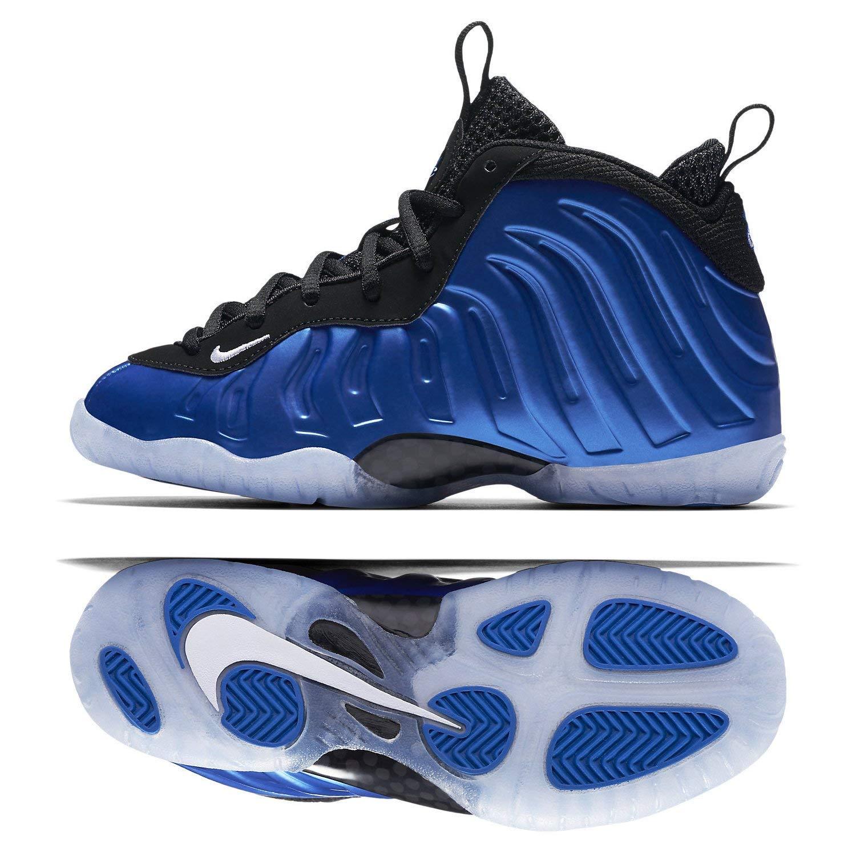 reputable site 452e0 7d2ea Amazon.com   Nike Little Posite ONE Boys PRE School Sneakers   Sneakers