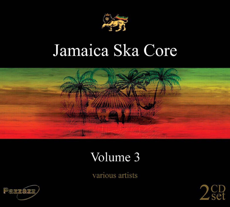CD : VARIOUS ARTISTS - Jamaica Ska Core, Vol. 3 (2PC)