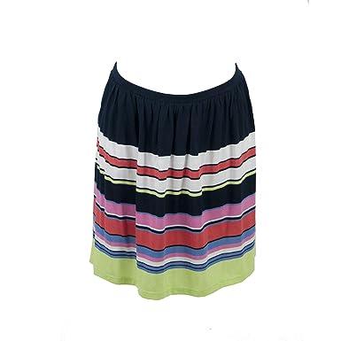 Amazon.com  Juicy Couture Black Label Womens Multicolor Stripe A ... 795dddd082