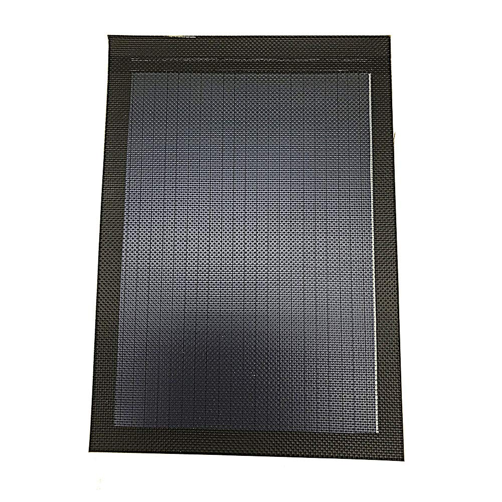 Amazon.com : JIANG Thin Film Solar Panel Photovoltaic Cell ...