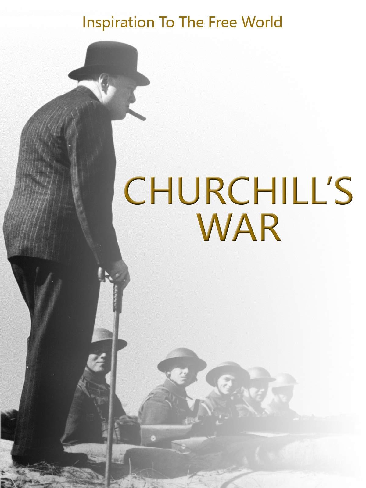 Churchill's War on Amazon Prime Video UK