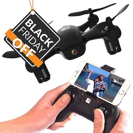Amazon.com: TRNDlabs FADER Drone con cámara HD y aplicación ...