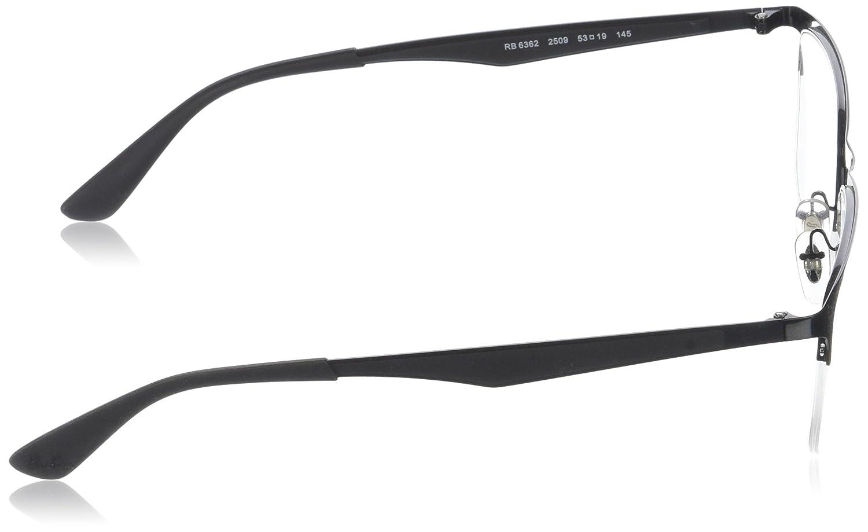 d7ca4731da Amazon.com  Ray-Ban Men RX6362 Eyeglasses  Clothing