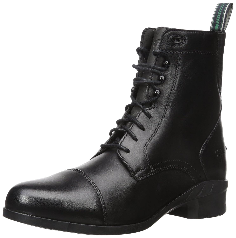 Ariat Women's Heritage IV English Paddock Boot B01L91PGP2 7.5 B(M) US|Black