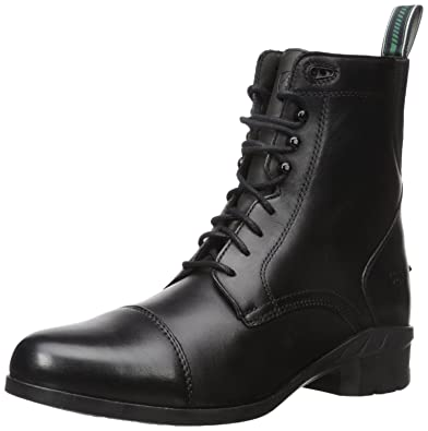 Women's Heritage IV English Paddock Boot Black 6.5 C US