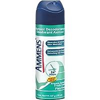 Ammens 8615 Aerosol Desodorante de Pies, Fresco Aroma, 150ml