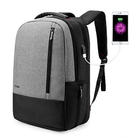 bfc93e61ef2 DTBG Laptop Backpack 17.3 Inch Multi-Functional Daypack Water-Resistant  Travel Rucksack Business Backpack
